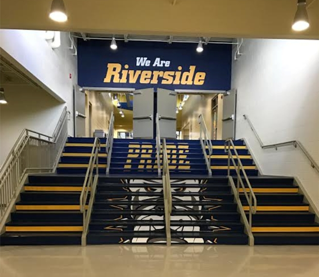 Why Stair Graphics Matter in the Implementation of Your School Brand
