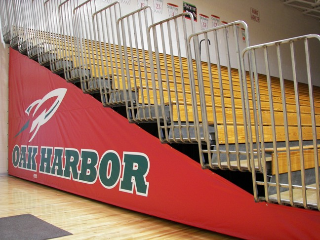 All About Bleacher Safety Curtains and How They Can Enhance Your Facility