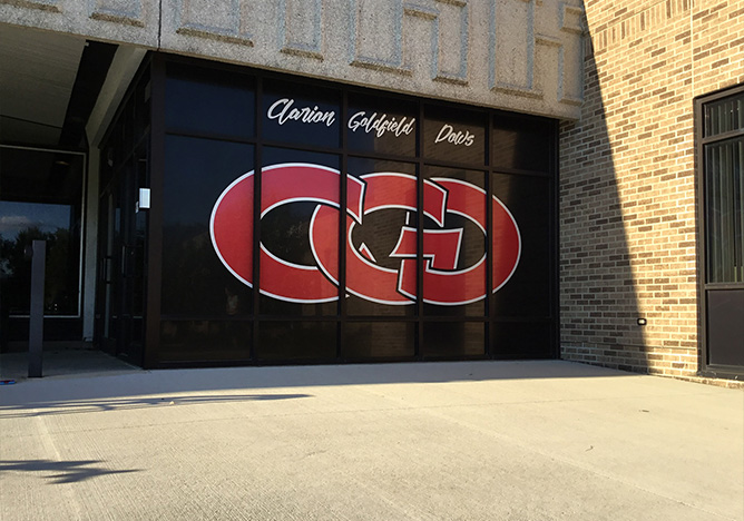 Benefits of Window Graphics in Your Sports Facilities